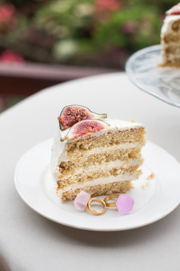 Tort z pietruszki