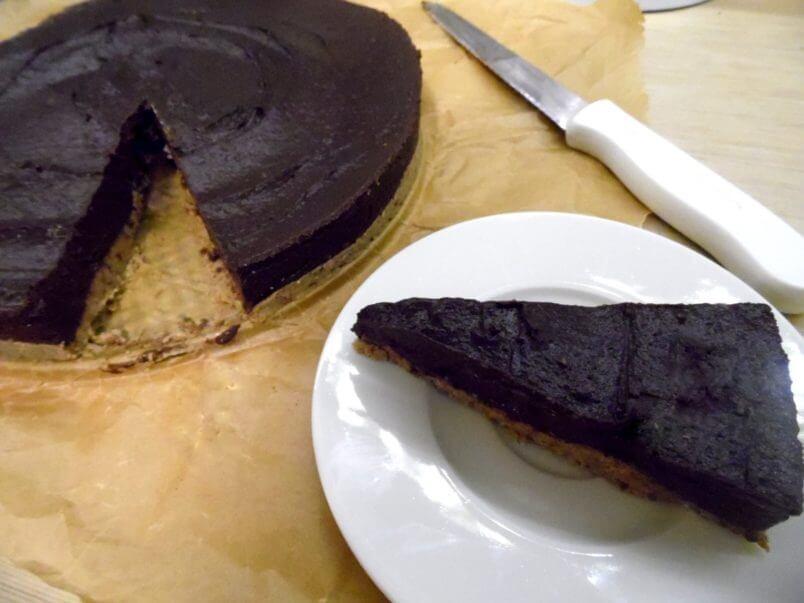 tort z awokado
