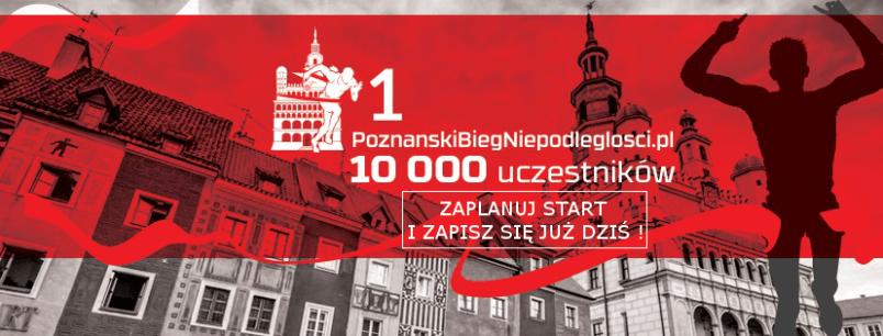 : Poznański Bieg Niepodległości