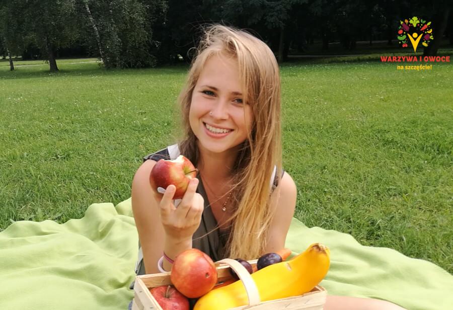 Warzywa i owoce- na szczęście