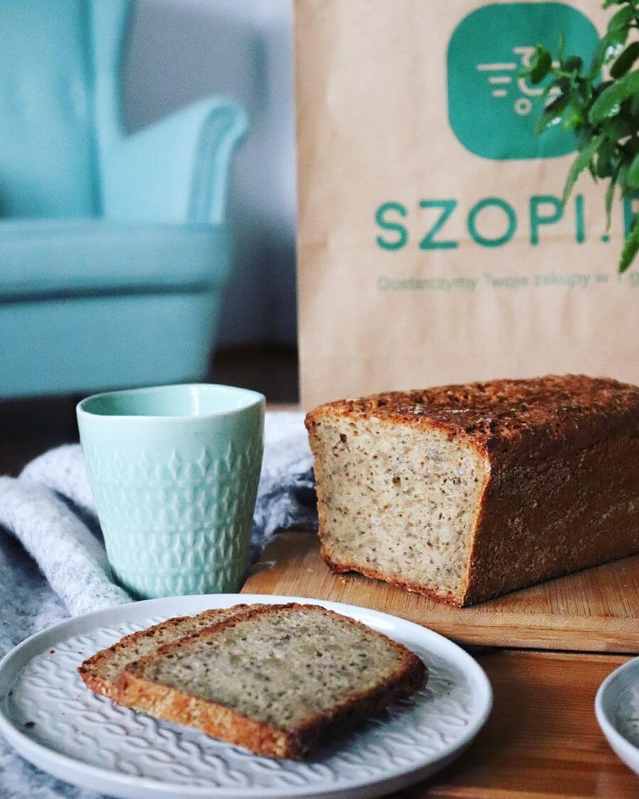 Najlepszy chleb orkiszowy - chleb idealny, szybki, prosty i wegański chleb idealny