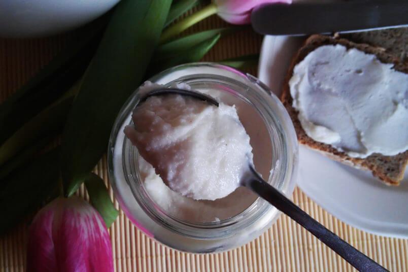 Domowe masło kokosowe - kokosowy krem