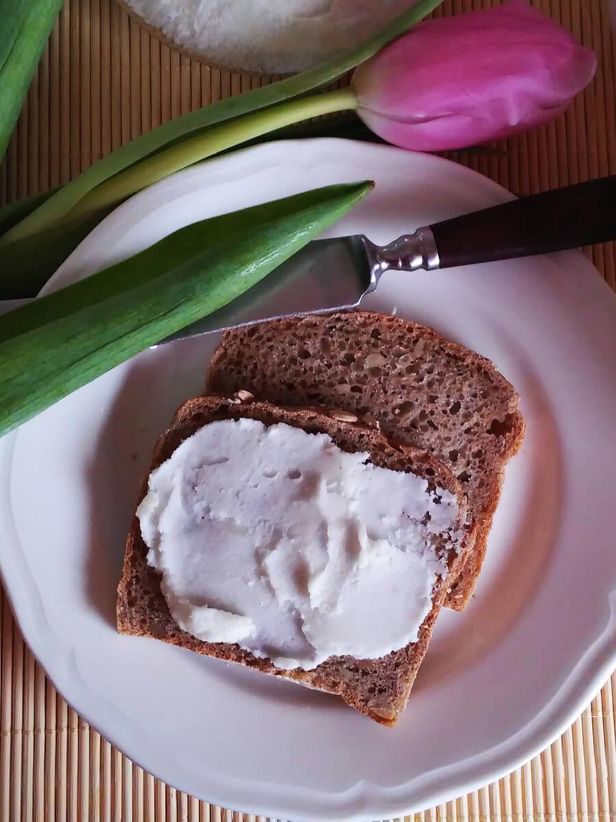 Domowe masło kokosowe - kokosowy krem wegański